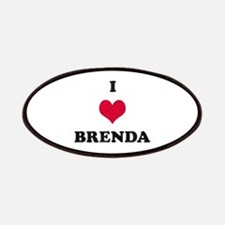 I Love Brenda Patch