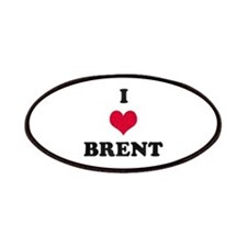 I Love Brent Patch