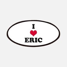 I Love Eric Patch
