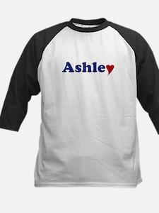 Ashley with Heart Tee