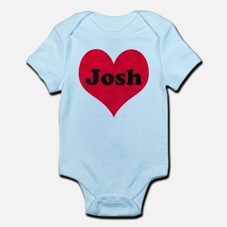 Josh Loves Me Infant Bodysuit