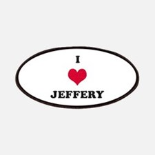 I Love Jeffery Patch