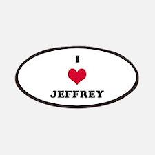 I Love Jeffrey Patch