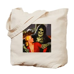 Ghoul Friend Tote Bag
