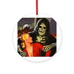 Ghoul Friend Ornament (Round)