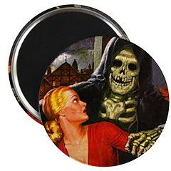 Ghoul Friend Magnet