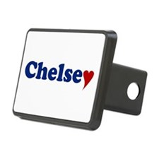 Chelsey with Heart Hitch Cover