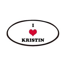 I Love Kristin Patch