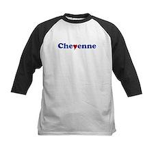 Cheyenne with Heart Tee
