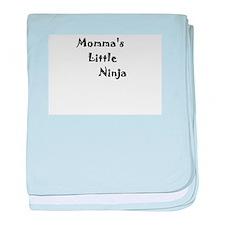 ninja.JPG baby blanket