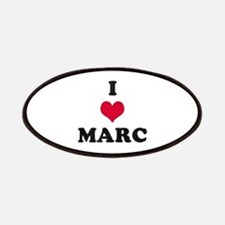 I Love Marc Patch