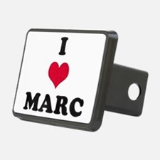 I Love Marc Hitch Cover