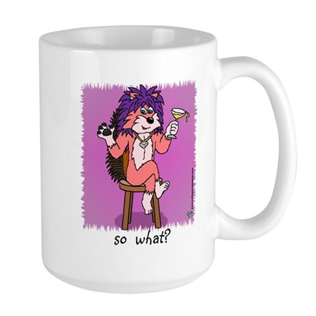 So What Large Mug