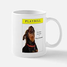 Rottie Playbill Mug