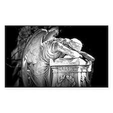 Weeping Angel Decal