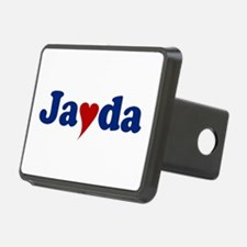 Jayda with Heart Hitch Cover