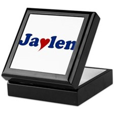 Jaylen with Heart Keepsake Box