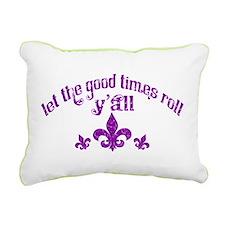 good times big.png Rectangular Canvas Pillow