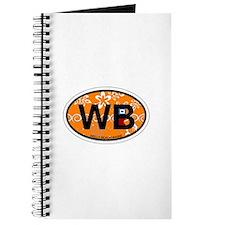 Wells Beach ME - Oval Design. Journal