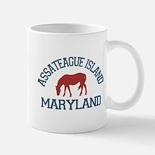 Assateague Island MD - Ponies Design. Mug