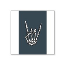 Bony Rock Hand Sticker