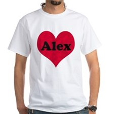 Alex Leather Heart Shirt