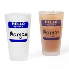 Cool Captain morgan Drinking Glass