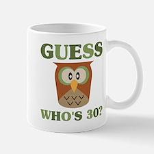 Guess Who's 30 Mugs
