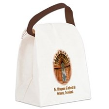 St Magnus Cathedral Canvas Lunch Bag