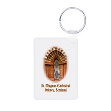 St Magnus Cathedral Keychains
