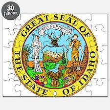 Great Seal of Idaho Puzzle