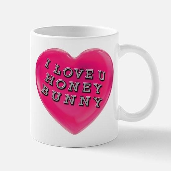 I LOVE YOU HONEY BUNNY Mug