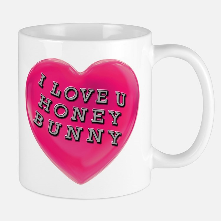 I LOVE YOU HONEY BUNNY Mug