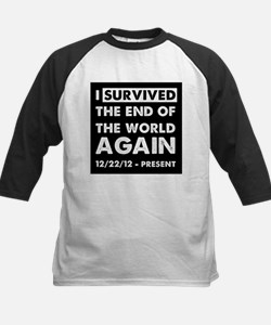 i survived the end of the world again. Tee