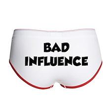 Bad Influence Women's Boy Brief