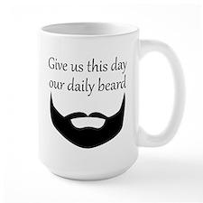 Our Daily Beard Mug