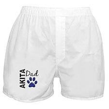 Akita Dad 2 Boxer Shorts
