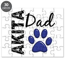 Akita Dad 2 Puzzle