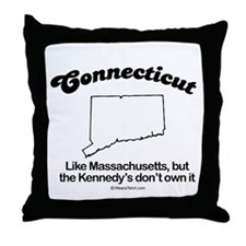 CONNECTICUT: The Kennedy's don't own it  Throw Pil