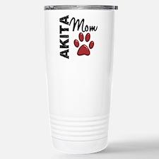 Akita Mom 2 Travel Mug