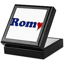 Romy with Heart Keepsake Box