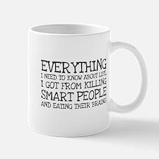 Killing Smart People Small Small Mug