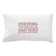Killing Smart People Pillow Case