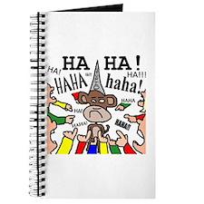 Stupid Monkey Journal