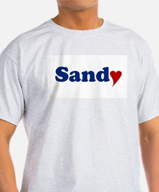 Sandy with Heart T-Shirt