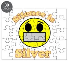 Silence is Silver Puzzle