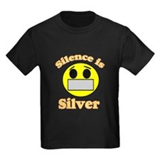 Silence is Silver T