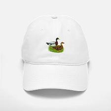 Mallard Ducks Baseball Baseball Cap