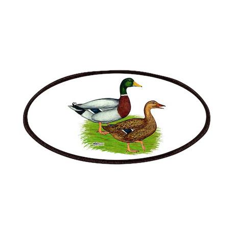 Mallard Ducks Patches