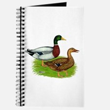 Mallard Ducks Journal